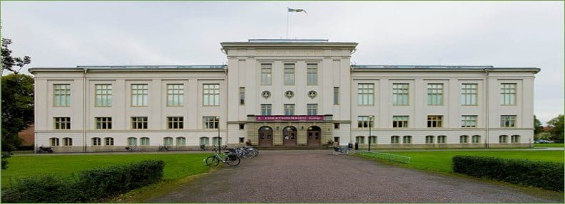Evulton's Biological Center Uppsala University